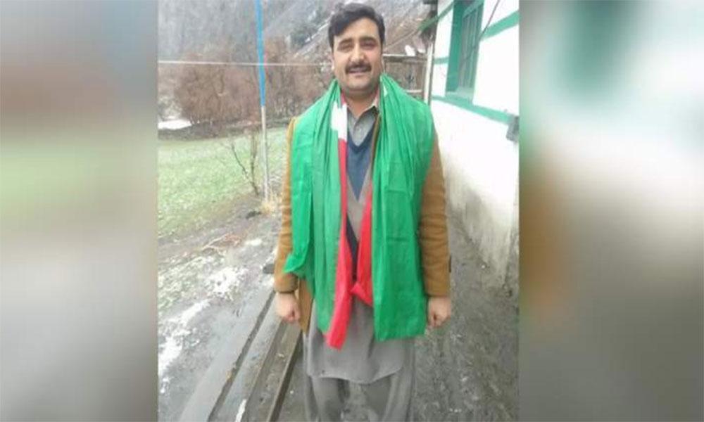 تحریک انصاف نے کیلاش کمیونٹی سے امیدوار نامزد کردیا