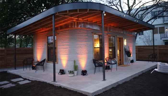 نیدر لینڈ ،تھری ڈی پرنٹیڈ گھروں پر مشتمل دنیا کی پہلی سوسائٹی