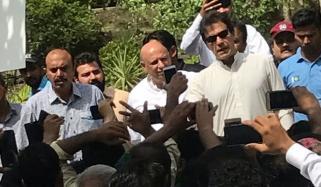 میرٹ پر ٹکٹ دیے، فیصلہ نہیں بدلوں گا، عمران خان