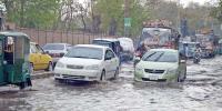 پشاور، ملتان سمیت کئی علاقوں میں گرج چمک کےساتھ بارش