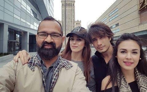 علی ظفر، مایا علی اور جاوید شیخ کی فلم ''طیفا اِن ٹربل''