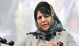 مقبوضہ کشمیر کی وزیراعلیٰ محبوبہ مفتی نے استعفیٰ دیدیا