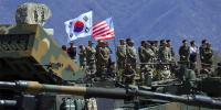 امریکا اور جنوبی کوریا نے مشترکہ فوجی مشقیں معطل کر دیں