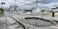 جاپان میں زلزلے نے تباہی مچادی، انفرا اسٹرکچر تباہ