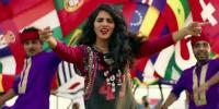 فیفا فٹبال ورلڈ کپ: قرۃ العین بلوچ کی آواز میں بھی گانا ریلیز