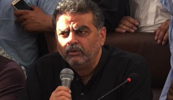 زعیم قادری کو'ویلکم'کرنے پر پی ٹی آئی میں اختلاقات