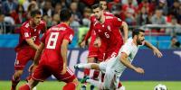ورلڈ کپ:اسپین نے ایران کو ایک گول سے ہرادیا