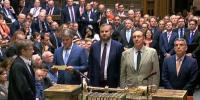 برطانوی پارلیمنٹ نے بریگزیٹ بل منظورکرلیا