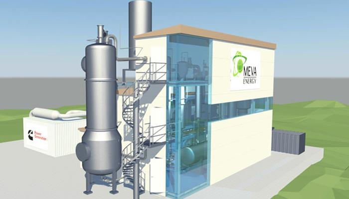 سوئیڈن میں کچرے اور کوڑے کرکٹ سے بجلی کی پیداوار شروع