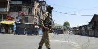 مقبوضہ کشمیر، اننت ناگ میں بھارتی فوج کا محاصرہ،  4 افراد شہید