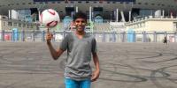 برازیل اور کوسٹاریکا کے میچ میں پاکستانی نوجوان ٹاس کرے گا