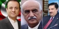 خورشید شاہ، خرم دستگیر،علیم خان کے اثاثوں کی تفصیل