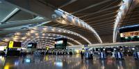 ہیتھرو ایئرپورٹ پر بیت الخلا ء بند ہونے لگے