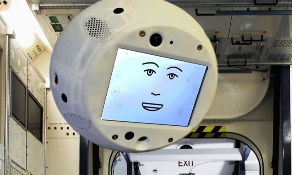 روبوٹ خلاء میں جانے کیلئے تیار