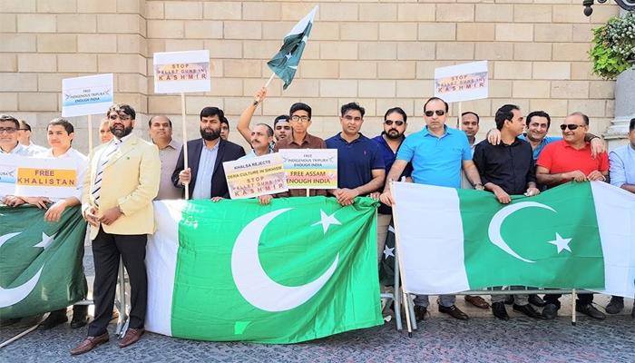 اقوام متحدہ اور بڑی طاقتیں کشمیر کی آزادی میں کردار ادا کریں ،پرویز اقبال