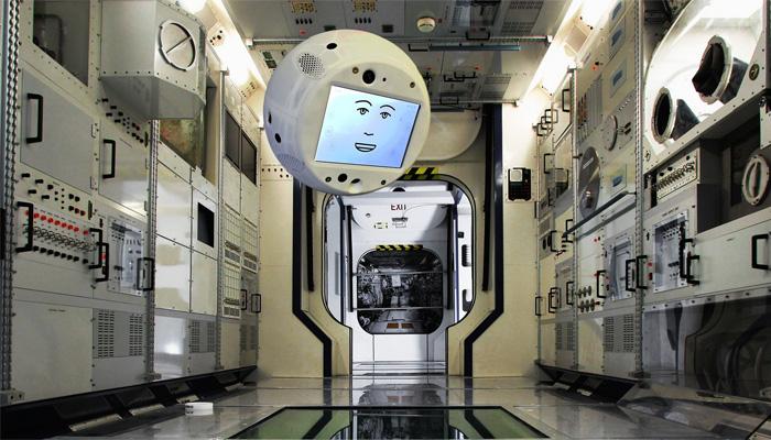 جرمنی کا تیار کردہ روبوٹ بین الاقوامی خلائی اسٹیشن پہنچ گیا