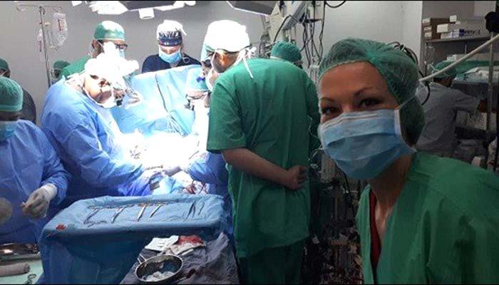 پاکستان میں پہلی مرتبہ مریض کو مصنوعی دل لگادیا گیا
