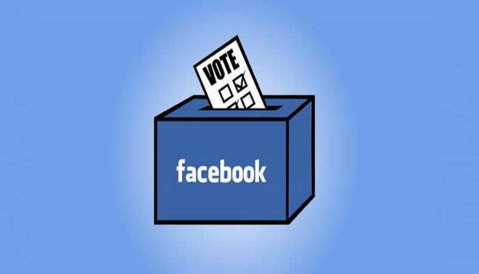 الیکشن کمیشن فیس بک پر آفیشل پیج بنائے، فیس بک انتظامیہ