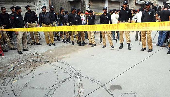 پنجاب بھر میں سیکورٹی ہائی الرٹ