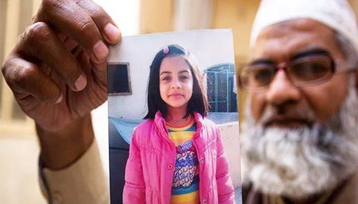 زینب کے قاتل کی رحم کی اپیل مستردکی جائے، والد