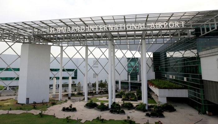 اسلام آباد ایئرپورٹ پر غیرمعمولی سیکورٹی انتظامات