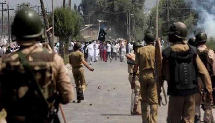 پاکستان میں الیکشن، مقبوضہ کشمیر میں بھارتی مظالم بڑھ گئے