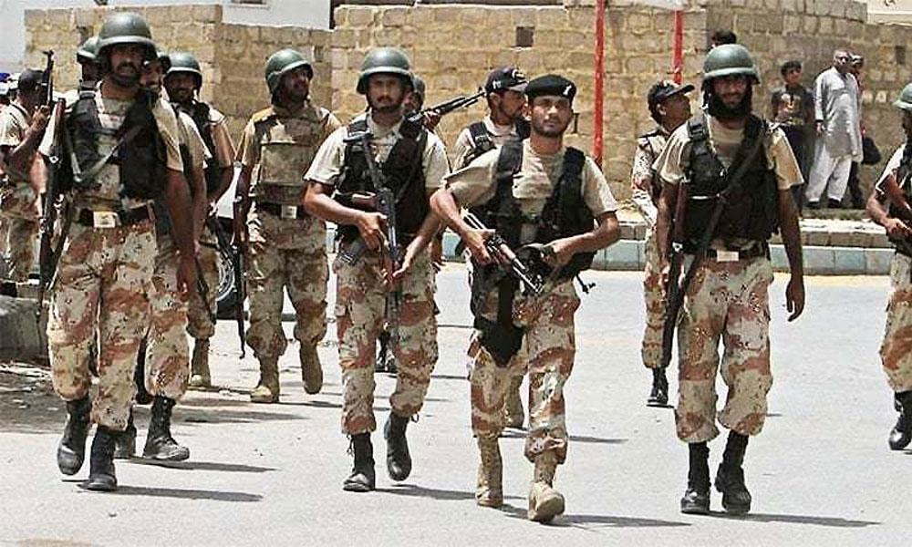 جیکب آباد سے انتہائی مطلوب ملزم گرفتار