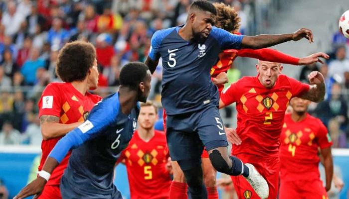 ورلڈ کپ ، انگلینڈ اور بلجیم کے درمیان تیسری پوزیشن کے لئے میچ کل کھیلا جائے گا