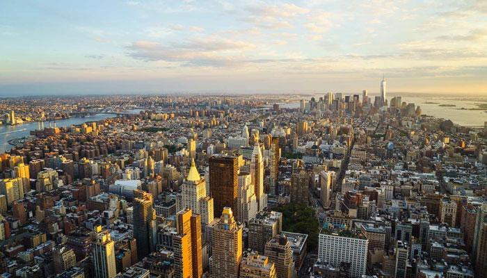 نیویارک دنیا کا اسمارٹ ترین شہر قرار