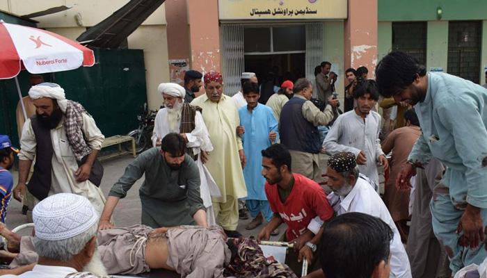 سانحہ مستونگ پر بلوچستان میں سوگ