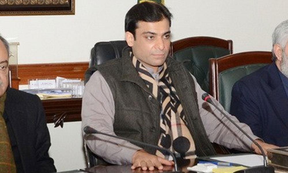 حمزہ شہباز کی زیر صدارت ن لیگ کا اجلاس