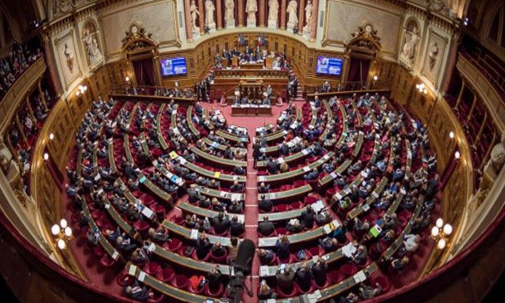آئرش پارلیمنٹ میں اسرائیلی اشیاء کی در آمدات پر پابندی کا بل منظور