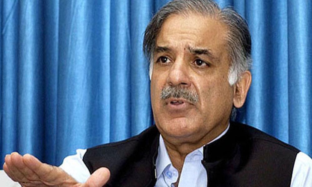 سابق وزیر اعلیٰ پنجاب شہباز شریف کیخلاف مقدمہ درج