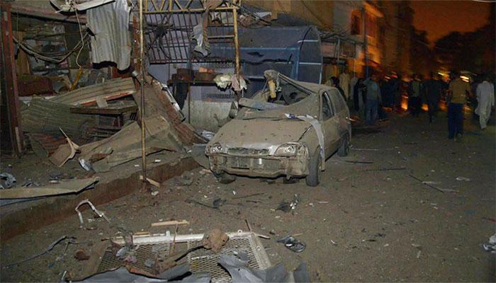 پاکستان کی تاریخ کا پہلا بم دھماکا'14جولائی1987'