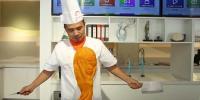 فٹبال ورلڈ کپ کے جنون میں پمپکن ٹرافی تیار
