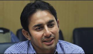سعید اجمل کا پی ٹی آئی امیدوار کی حمایت کا اعلان