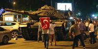 ترکی میں فوجی بغاوت کی ناکامی کے دو سال مکمل