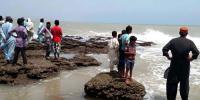 کراچی، ہاکس بے پر ڈوبنے والے بچے کی لاش نکال لی گئی
