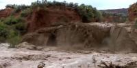 یوٹا میں طوفانی بارشوں نے تباہی مچادی