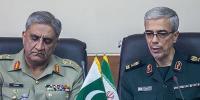 آرمی چیف سے ایرانی فوجی وفد کی ملاقات