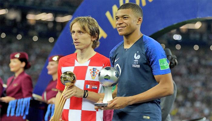 فرانسیسی اسٹار 'مباپے ' عالمی کپ کی آمدنی عطیہ کردیںگے