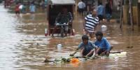 بھارت : طوفان بارشوں نے تباہی مچادی