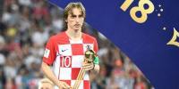 لوکا موڈرچ ورلڈ کپ کے بہترین کھلاڑی قرار