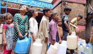 پانی کی قلت شدید، عوام مشکلات کا شکار