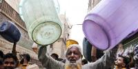 کراچی واٹر بورڈ کا پانی فراہم کرنے والا سافٹ ویئر خراب