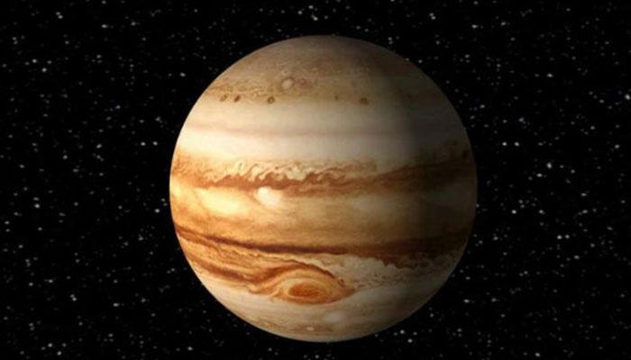 سیارہ مشتری کے گرد 12 نئے چاند دریافت