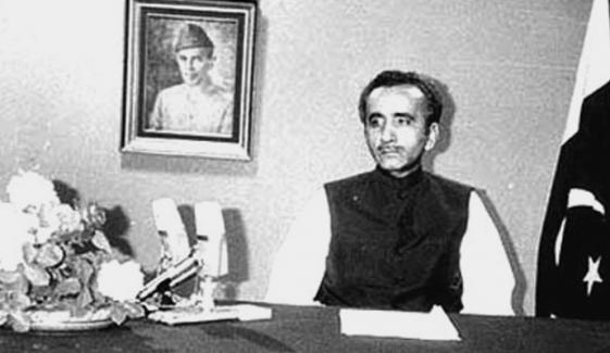 سن 1985ء کے غیر جماعتی انتخابات