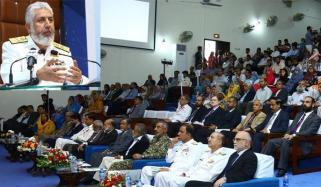 بحریہ یونیورسٹی میں بحری آگہی اور تحقیق سے متعلق بین الاقوامی ورکشاپ