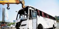 اتراکھنڈ: بس کھائی میں گرنے سے 14 مسافر جاں بحق