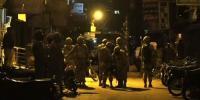 کراچی میں رینجرزاورپولیس کی کارروائیاں، 5 افراد گرفتار